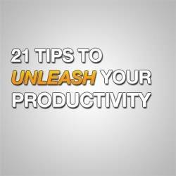 21 Consejos de Productividad de Robin Sharma