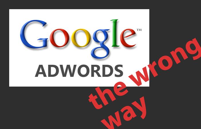 12 Errores al Empezar con Google AdWords – Parte 1