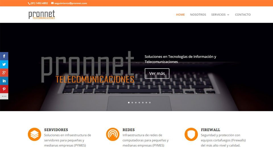 Pronnet Telecomunicaciones