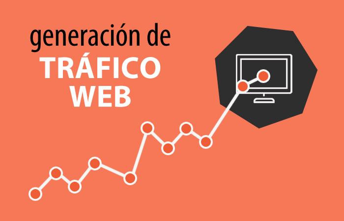 Tráfico Web: 4 Fuentes de Tráfico para Tu Página