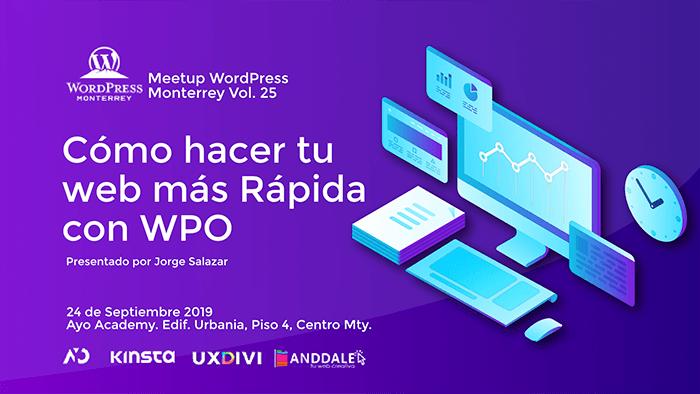 WPO WordPress Monterrey